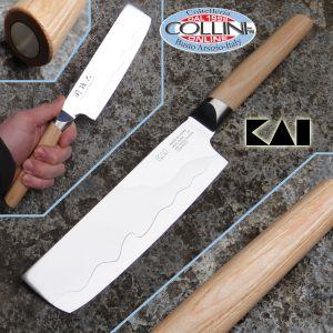 Kai Japan - Shun - Shun Mini Nakiri DM-0733 - coltelli cucina