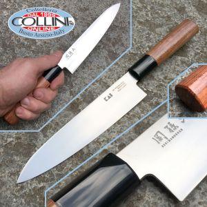 Kai Japan - Seki Magoroku Redwood MGR-0170S - Santoku 17cm - coltello cucina
