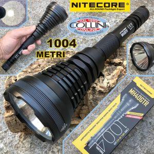 Nitecore - MH40GTR - Ricaricabile - 1200 lumens e 1004 metri