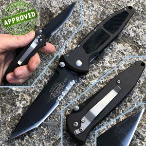 Microtech - Mini Socom M/A Tanto Black knife - 10//99 - USATO - coltello