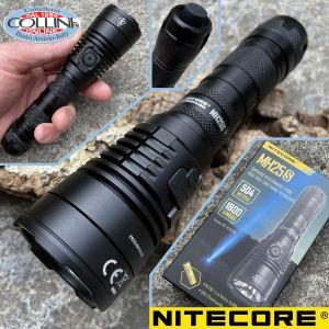 Nitecore - Smilodon P25 Gray - Cree XM-L U2 - 860 Lumens - RICARICABILE - torcia