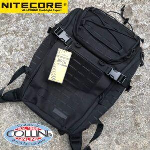 Nitecore - Backpack Black - BP20 - Zaino tattico