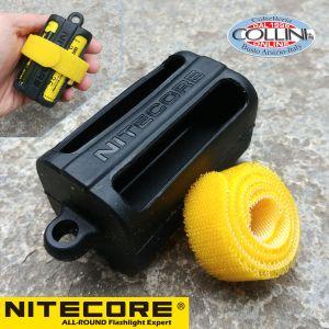 Nitecore - NBM40 - Black - Porta Batterie 18650 da 4 posti - Accessori Torce
