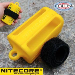 Nitecore - NBM40 - Yellow - porta batterie 18650 da 4 posti - Accessori Torce