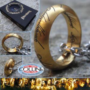 Lord of the Rings - Ciondolo - Anelli del Potere intrecciati - prodotti tratti da film