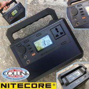Nitecore - New Intellicharger i4 EU - Caricabatterie Universale - per RCR123A, 18650, 14500, C, AA, AAA