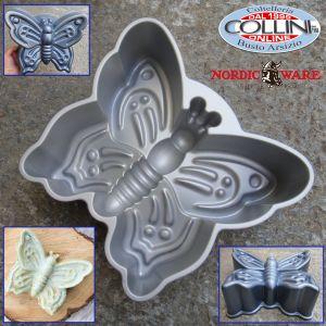 Nordic Ware - Stampo Butterfly - Farfalla