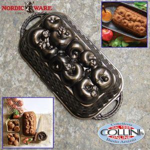 Nordic Ware - Stampo Mela - Apple Basket Loaf