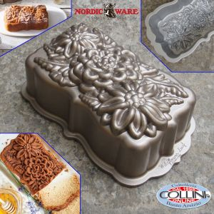 Nordic Ware - Stampo Wildflower Loaf