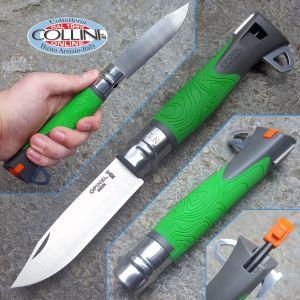 Opinel - N° 8 Outdoor Orange - coltello