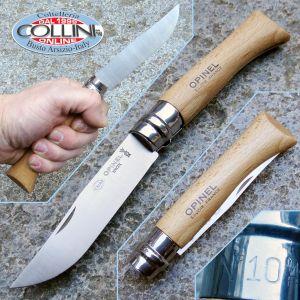 Opinel - n.10 - lama inox - coltello
