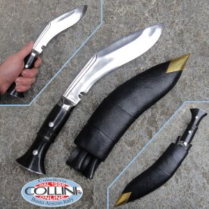 Kukri Artigianale - Panawal corno - coltello nepalese