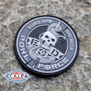 Pohl Force - Morale Patch - Euro Ops Division - Gadget