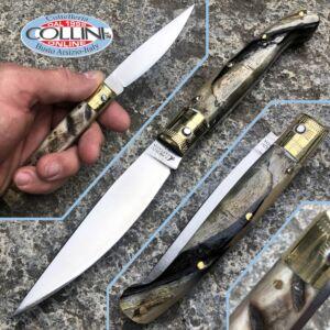 Consigli Scarperia - Pattada Brotzu corno 27cm - coltello