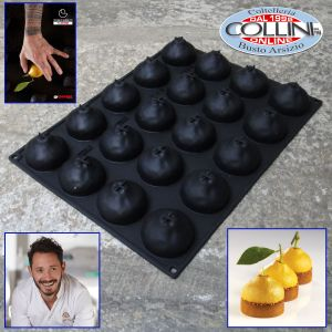 Pavoni - Stampo in silicone - Citron - by Cedric Grolet