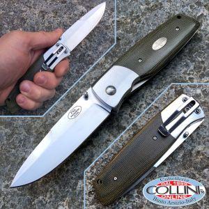 Fallkniven - PXL Brown Micarta - coltello