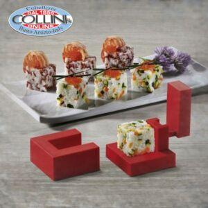 Rice Cube - Crea Cubetti di Riso e Sushi