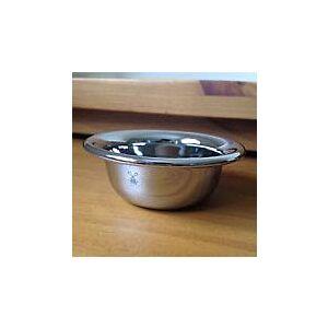 Muhle - Ciotola in acciaio per saponata