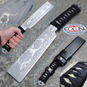 Takeshi Saji - Musashi 270 Black - Coltello Artigianale