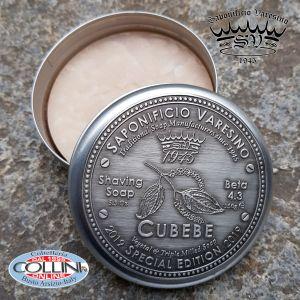 Saponificio Varesino - Cubebe - Shaving Soap 150g - Made in Italy