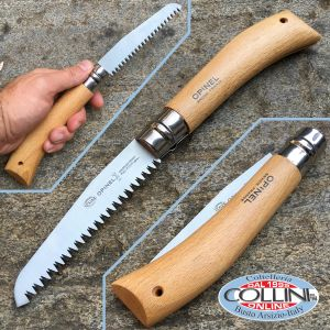 Opinel - n.12 Seghetto in faggio - lama inox - coltello