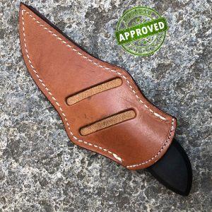 Spyderco - Moran Drop Point Black - coltello