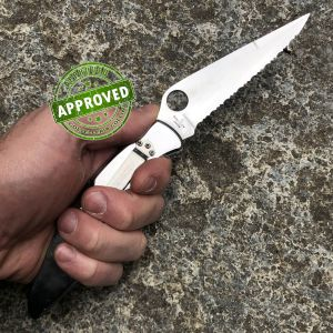 Spyderco, Police Acciaio, SC7S, coltello