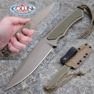 Spartan Blades - Phrike - Self-Defense Utility Desert - Coltello