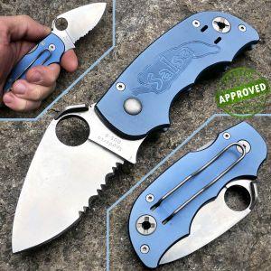 Spyderco - Fred Perrin PPT knife - USATO - C135GP coltello