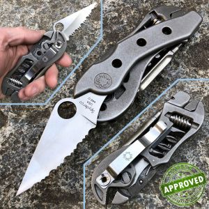 Spyderco - Spiderench Multitool T01 - COLLEZIONE PRIVATA - coltello