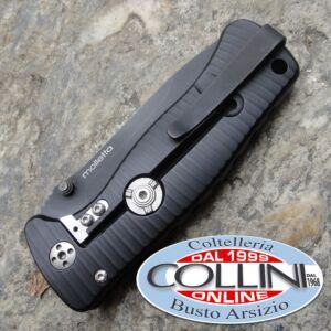 Lion Steel - SR-2A BS - Ergal Nero - coltello