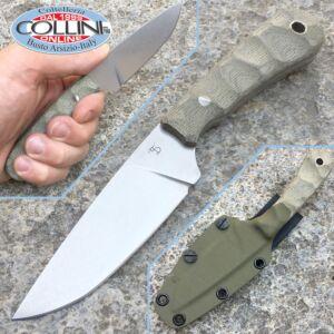 Simone Tonolli - RUK Real Utility Knife - Coltello Artigianale