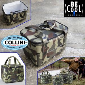Be Cool - City S, Camouflage - cooler bag -T-226