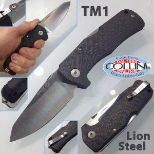 Lion Steel - TiSpine Violet Matte - TS-1VM - coltello