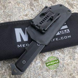 Medford Knife and Tools - Seawolf Black Knife - coltello