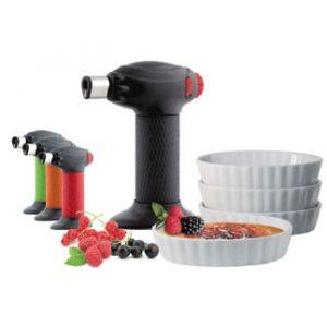 Kitchn'cook - Caramellatore - Mini torcia chef