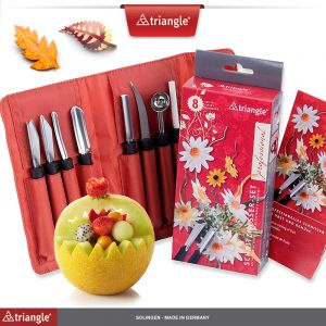 Triangle - Carving Tool Set - Special - 8-piece
