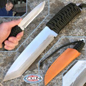 Takeshi Saji - Musashi 140 - Coltello Artigianale, custom