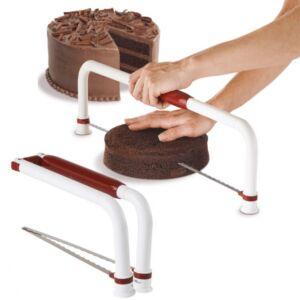 Wilton - Ultimate Cake Leveler - pasticceria