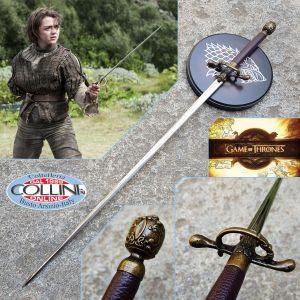 Valyrian Steel - Needle - Sword of Arya Stark - Il Trono di Spade - Game of Thrones - spada
