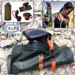Vapur - Water bottle Anti - Bottle - Eclipse 1 Litre - Military Green