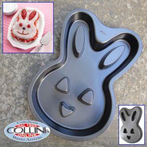Wilton - Non-Stick Indentation Bunny Pan
