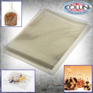 Decora - Bakery - Set 100 sacchetti trasperenti 35X50 cm