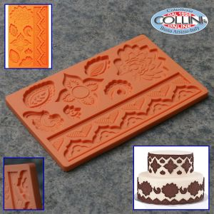 Wilton - Fondant and Gum Paste Mold - Disegno global