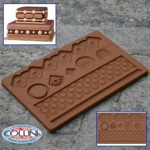 Wilton - Fondant and Gum Paste Mold - Disegno Macramè