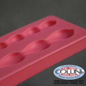 Pavoni - Silicone mold - 2 sizes - Le collane