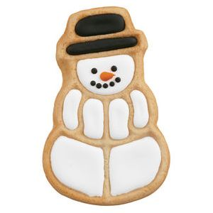 Wilton -  Christmas Cake Pan - Snow Man , Christmas Tree, Ginger  Girl & Boy
