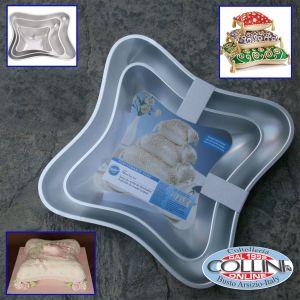 Wilton - Pillow Pan Set - Tris Set 3 Cuscini