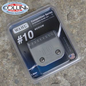 Wahl  - Animal clipper blade   #10 - 1,8  mm - for Andis, A5 and 97- 44