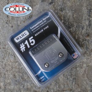 Wahl  - Animal clipper blade   #15 - 1,5  mm - for Andis, A5 and 97- 44